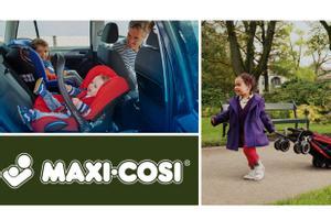 Maxi Cosi bis -24%* reduziert!