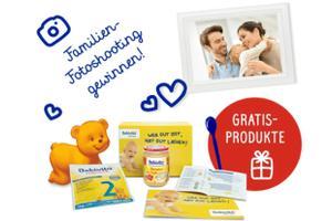 Bebivita Produktproben und weitere Vorteile