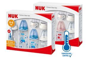Einfach sicher sein: NUK FC+ mit Temperature Control
