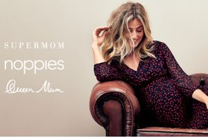 Umstandsmode von Noppies, Supermom & Qeen Mum bis -60%*