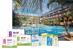 Exklusiver HiPP Workshop rund um die Hautpflege bei Babys
