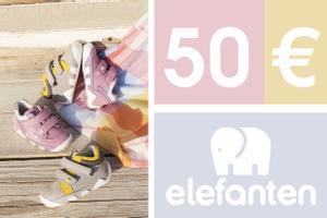 Gutschein für elefanten-Schuhe zu gewinnen!