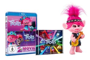 Fansets zum Start von TROLLS WORLD TOUR