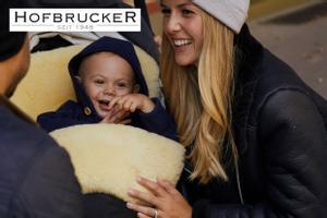 Hofbrucker Babyschlafsäcke bis -50%*