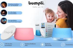 bumpli - Das Nachtlicht für Baby- und Trinkflaschen