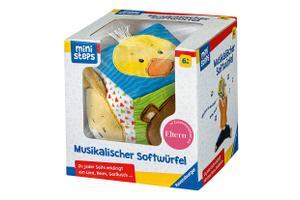Musikalischer Softwürfel von Ravensburger gewinnen