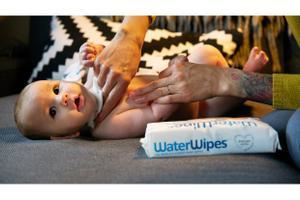 WaterWipes: die reinsten Babytücher der Welt