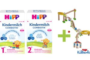 HiPP Kindermilch COMBIOTIK® & HABA Spielspaß