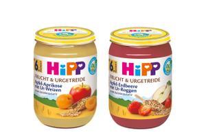 """HiPP """"Frucht & Urgetreide"""" und Geschirrset byGraziela"""