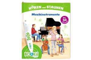 BOOKii Hören und Staunen Musikinstrumente