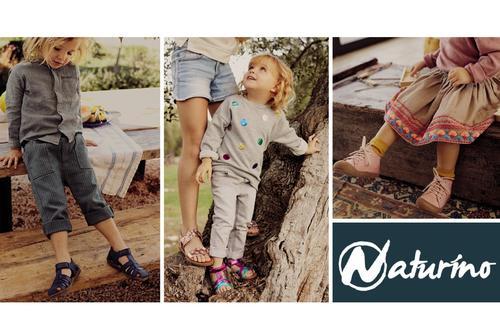 Kinderschuhe von Naturino im SALE bis zu -57%*
