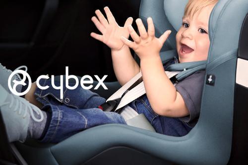 Cybex bis -80%*!