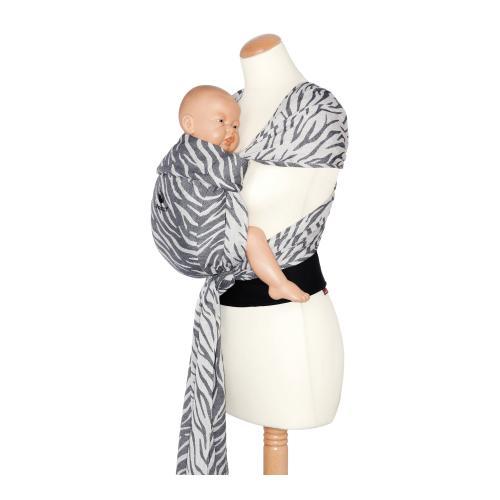 Manduca® Twist Long Babytrage, 2 Tragepositionen, Limited Edition