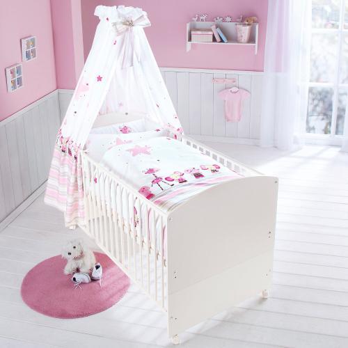 Schardt Babybett mit Ausstattung Banjo 70x140 cm