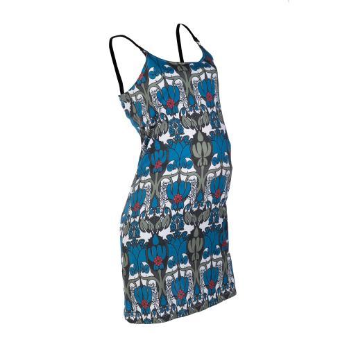 Stillfashion Umstands- und Still-Kleid mit Stillclip midnight magic