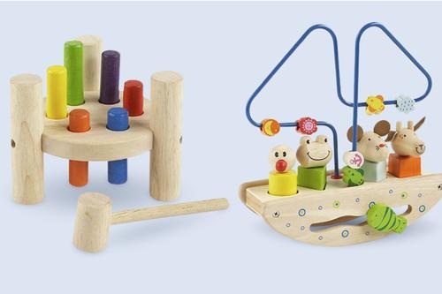 Holzspielzeug bis -56%* reduziert!